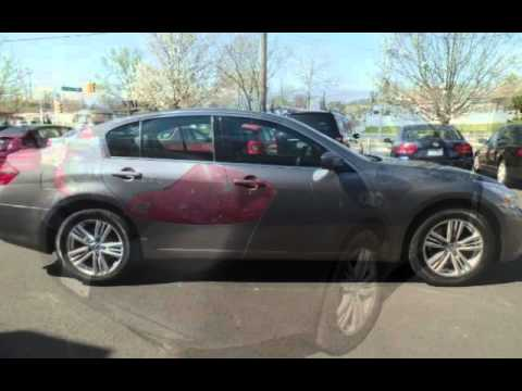 2013 Infiniti G37 Sedan X Premium Pkg Interior Accent Pkg For Sale