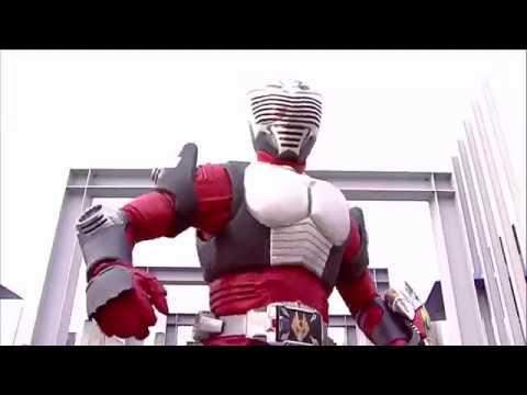 Kamen Rider Ryuki Henshin And Final Vent