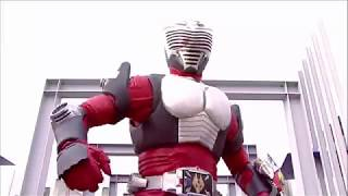 Kamen Rider Ryuki Henshin And Final Vent