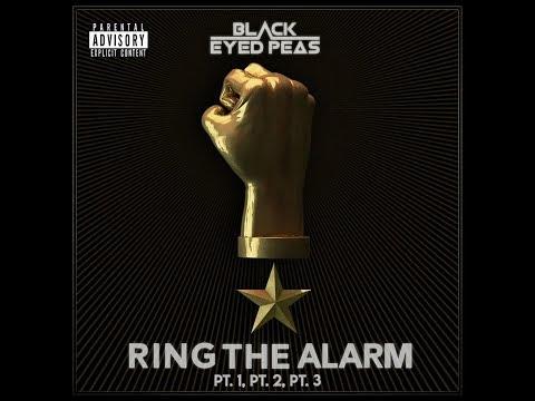 Black Eyed Peas- Ring The Alarm (Lyrics+ Sub. Español) (NEW SONG)