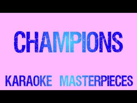 Champions (Originally By Kanye West, Gucci Mane, Big Sean, 2 Chainz + More) [Instrumental Karaoke]
