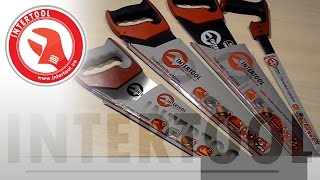 Ножовки по дереву INTERTOOL. Правильно выбираем ножовку(Если вы еще не определились с выбором ножовок, советуем вам ознакомиться с нашими рекомендациями - http://intertool..., 2013-01-15T08:42:42.000Z)