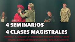 Seminarios de ODIN TEATRET del 16 al 19 de noviembre en Quito