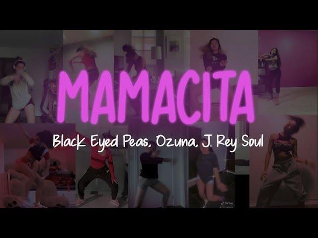 MAMACITA - BLACK EYED PEAS, OZUNA, J.REY SOUL  (LIVE REGGAETON CLASS WITH STEF WILLIAMS)