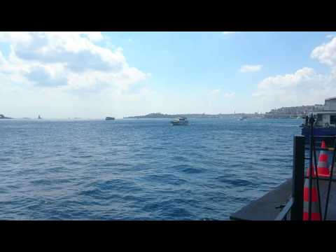 İstanbul Beşiktaş İskelesi