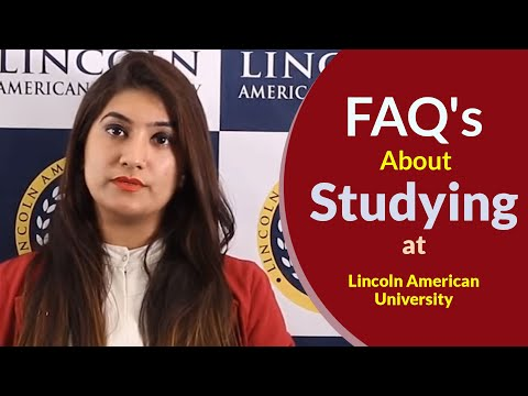 Lincoln American University -FAQ's About Studying And Living in Guyana