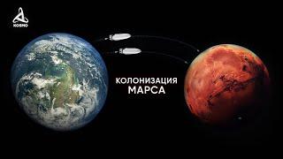 Как Илон Маск хочет колонизировать Марс? Этапы заселения красной планеты.