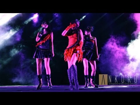 JKT48 - Junjou Shugi Live at Sanaman Mantikei Stadium Palangkaraya