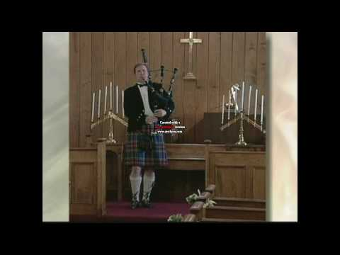 HereComesTheBride Bagpipe / Organ duet