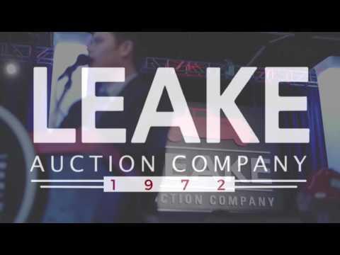 Leake Car Auction Sunday