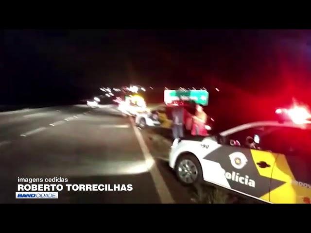 Jaguariúna: acidente entre moto e bicicleta deixa 1 morto