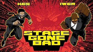 Kes & Iwer George - Stage Gone Bad (Official Lyric Video) | Soca 2020
