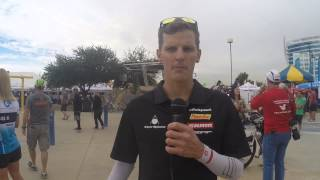 Brent McMahon Ready For IMAZ After Lake Tahoe Disappointment