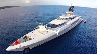 Motor Yacht Dragonfly - Vanuatu aid mission 2015