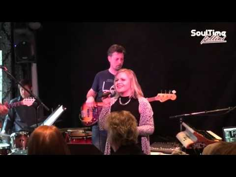 SoulTime - Linnea & Kalle band - 160427