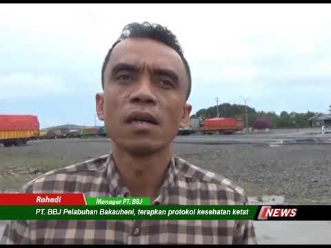 PT  BBJ Pelabuhan Bakauheni, terapkan protokol kesehatan ketat