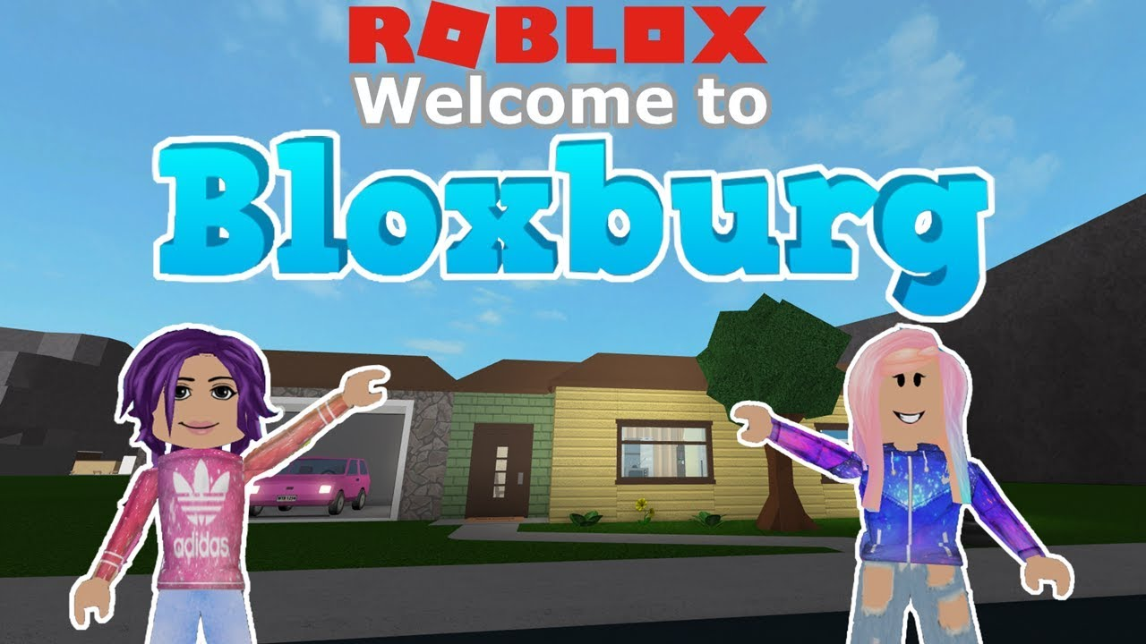 blerg roblox Roblox Welcome To Bloxburg Janet And Kate Youtube