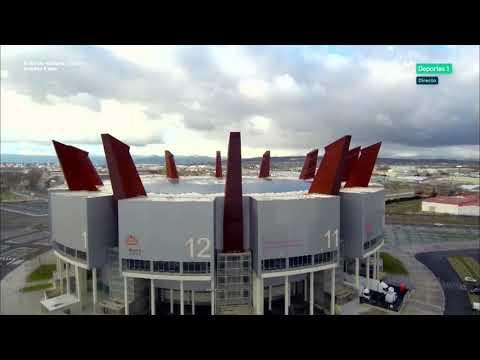 El Buesa Arena, de plaza del ganado a sede de la Final Four 2019