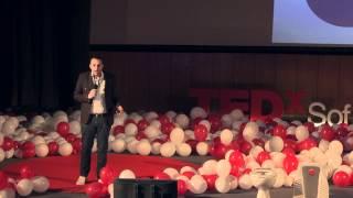 TEDxSofia - Mihail Stefanov