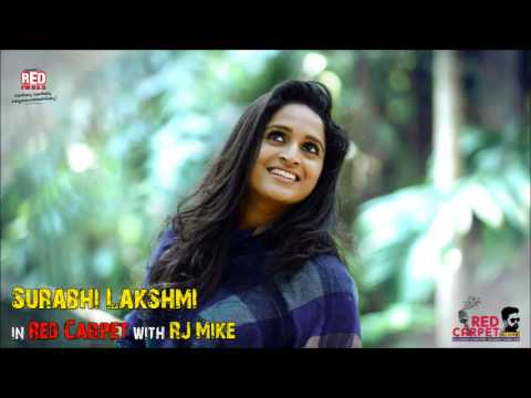 Surabhi Lakshmi in Red FM Red Carpet with RJ Mike | Complete Episode | Minnaminungu | Red FM Kerala
