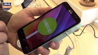 Zenfone 2 é atração na Mobile World Congress 2015