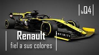 Renault vuelve a impregnar de negro y amarillo el RS19 | la Q4