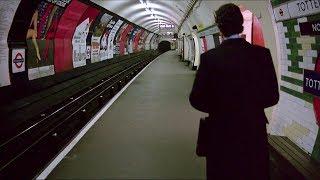 Um Lobisomem Americano em Londres (Cena da Estação)