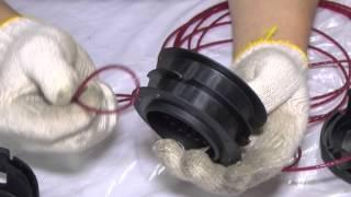 Особенности заправки лески в триммерную головку