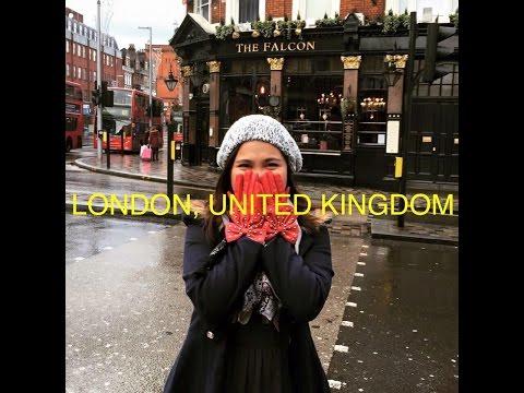Euro Trip Part 1: London, United Kingdom