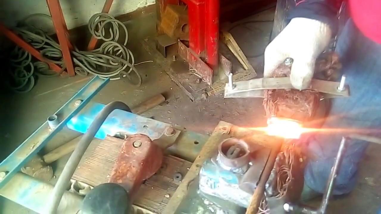 Нагреватель-[Трансформаторный Горн] и Колёсный Молот