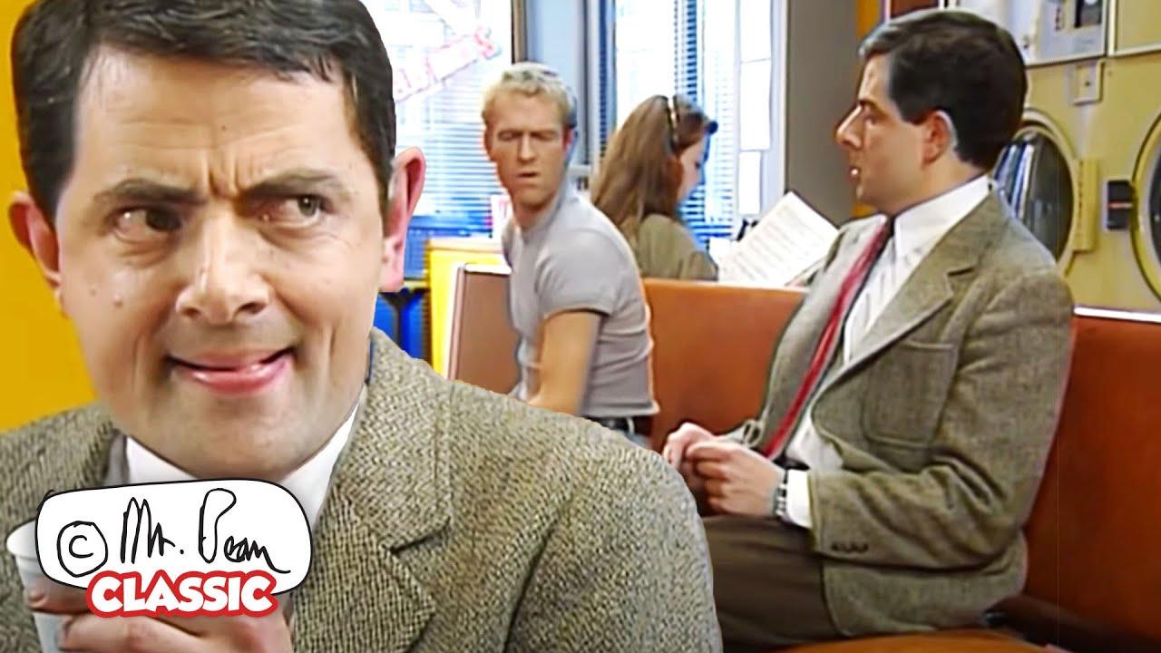 Mr Bean's LAUNDRY HELL! | Mr Bean Full Episodes | Classic Mr Bean