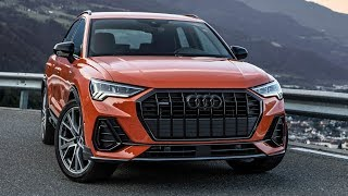 2019 AUDI Q3 - 45 TFSI quattro - First Audi with black badges - It