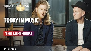 The Lumineers on Junior Sparks   Today In Music   Amazon Music