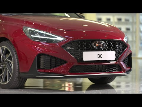 New Hyundai I30 Range | Product Walkaround