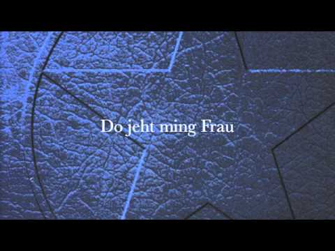BAP - Do jeht ming Frau