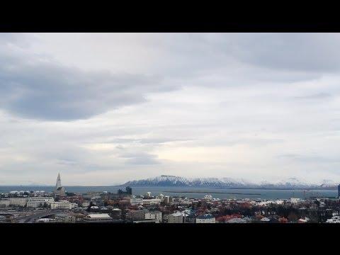 Reykjavik Visual Music PUNTOyRAYA Festival 2014 in Reykjavik Iceland
