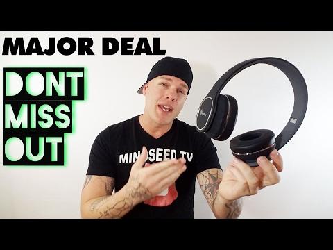 Best Wireless headphones under $100 2017| Soundpal Trilogy