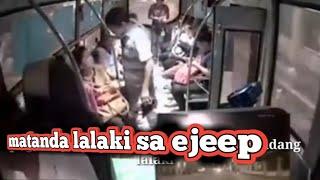 #RAFFY TULFO IN ACTION / kuha sa cctv footage matandang lalaki binugbog