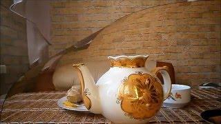 Имбирный чай по-восточному. Профилактика гриппа.