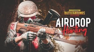 PUBG MOBILE | AIRDROP HUNTING AND RUSH GAMEPLAY😍