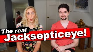 The Real Jacksepticeye!