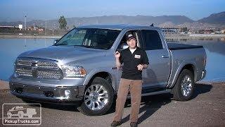 2014 Ram 1500 Laramie Longhorn EcoDiesel V6