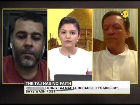 India neglecting Taj Mahal because it was built by 'Muslim', says Washington Post