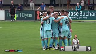 GOLAZO | Sean Rigg fires home City's winner at Hampton & Richmond 11/8/18