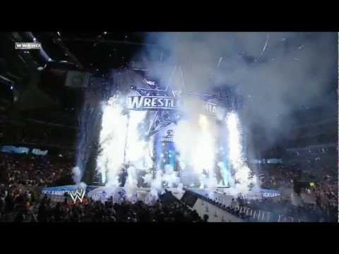 WWE WrestleMania 28 Promo   Theme Song  Machine Gun Kelly Ft Ester Dean  Invincible