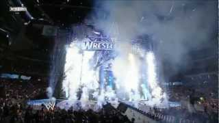 WWE WrestleMania 28 Promo - Official Theme Song - Machine Gun Kelly Ft. Ester Dean - Invincible