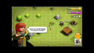 Clash of clans-For Beginners-Upgrade Townhall level 7 in 3 weeks