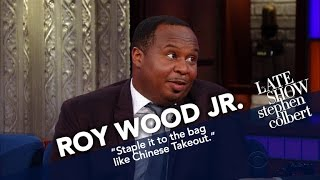 Roy Wood Jr. Casts Doubt On Trump