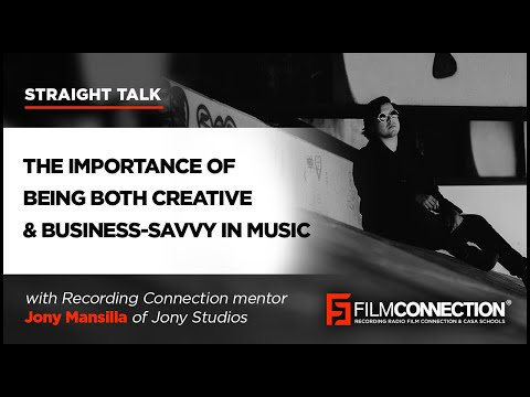 The Importance of Being Both Creative & Business-Savvy in Music