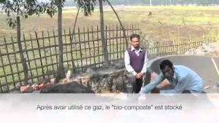 Grameen Shakti : Comment fonctionnent les installations de Biogaz ?
